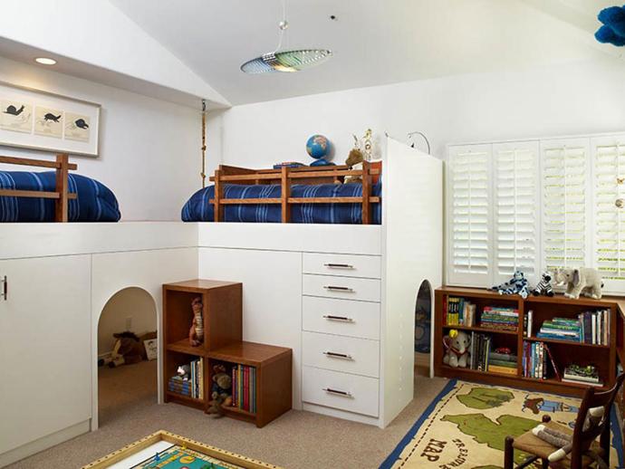 мебель для комнаты мальчика школьника