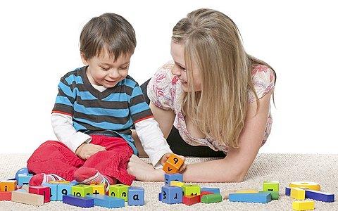 Развивающие игры для детей 4-5 лет