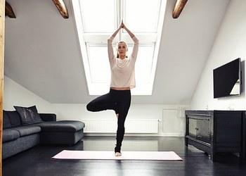 как похудеть при грудном вскармливании при помощи йоги