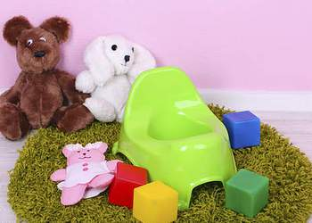 место горшка в приучении ребенка к горшку в 1 год