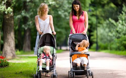как выбрать прогулочную коляску для лета
