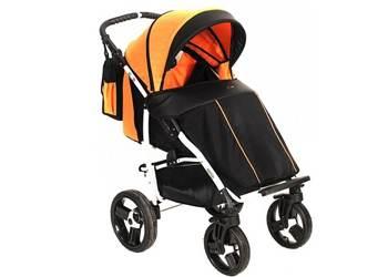 как выбрать прогулочную коляску для лета: Vikalex