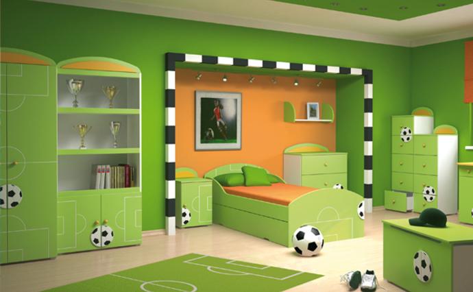 мебель для детской комнаты для мальчика школьника