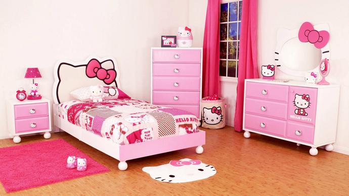 комната детская мебель для 2 девочек