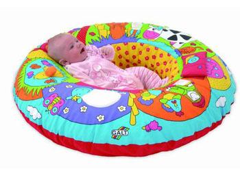 детский развивающий коврик новорожденных