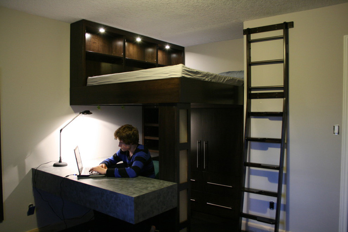 комната для 2 подростков мальчиков