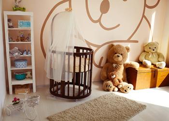 круглая кроватка трансформер для новорожденных отзывы