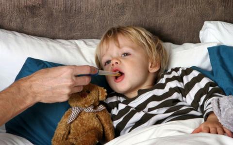 Ингаляции при лающем кашле у детей