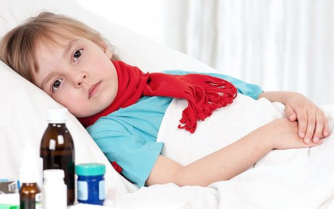 Лечение ларингита у детей - как и чем