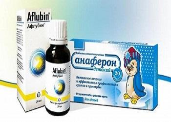 лучшие противовирусные препараты для детей