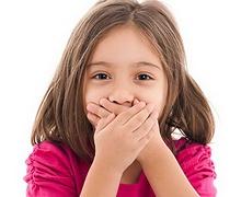Запах изо рта ребенка