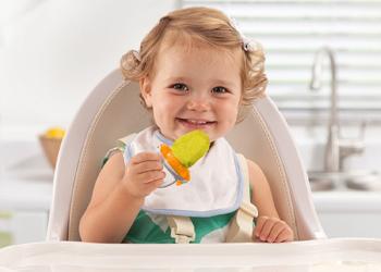 сеточка для кормления малышей фруктами