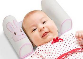 правила покупки ортопедических подушек-позиционеров для новорожденных при кривошее
