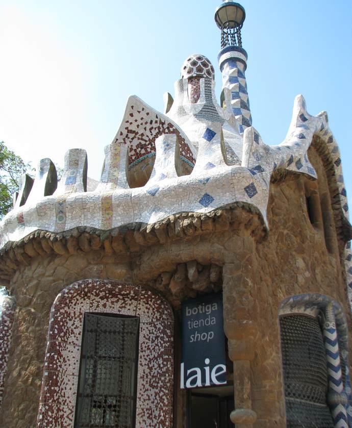 Парк Гуэля в Барселоне работы великого Гауди: восьмое чудо света 20 века