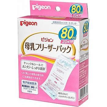 контейнеры для заморозки грудного молока pigeon