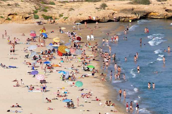 пляж Ларга Таррагона