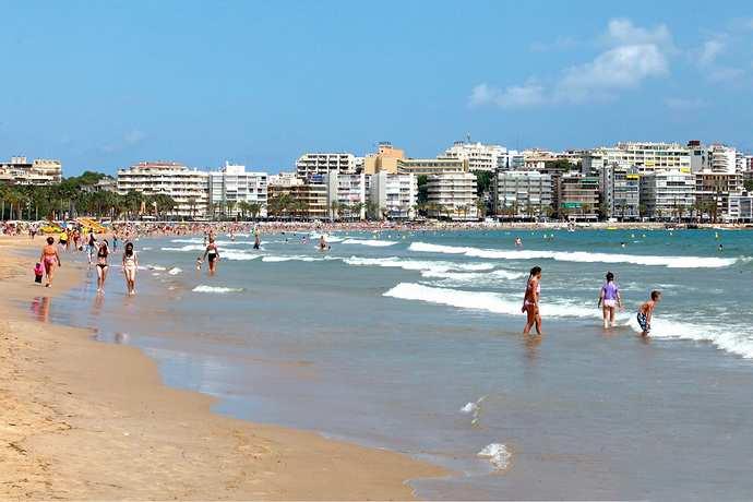 пляжи салоу для детей