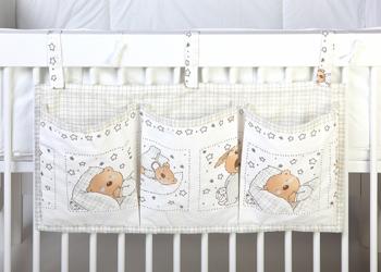 размеры постельного белья для новорожденных в кроватку
