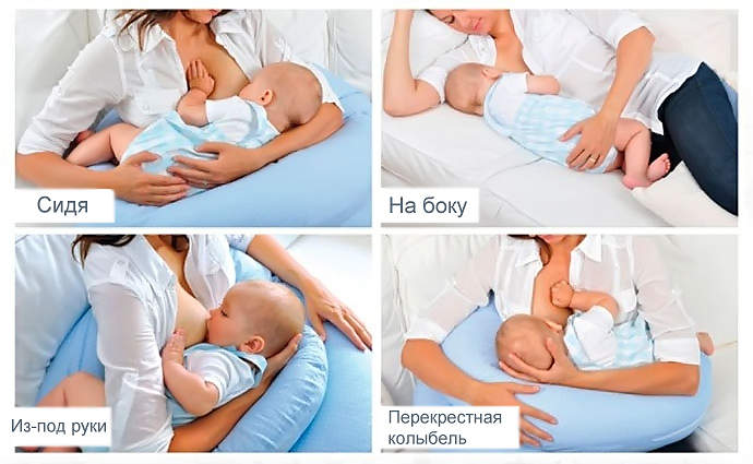 как правильно кормить новорожденного грудным молоком видео
