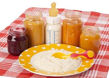 прикорм ребенка по месяцам при искусственном вскармливании