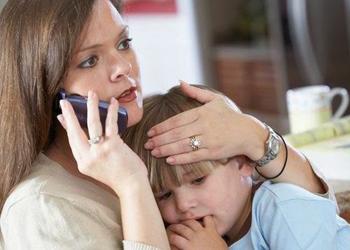 аллергический ларинготрахеит у детей