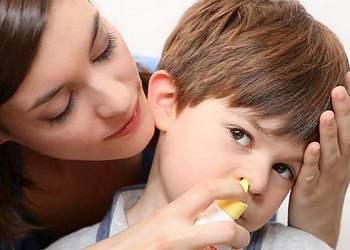 физраствор для промывания носа в домашних условиях