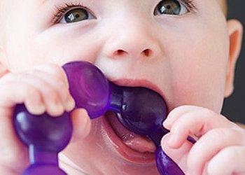 признаки прорезывания зубов