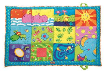 развивающие коврики для детей до года