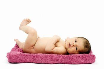 Ребенок в возрасте 2 месяца