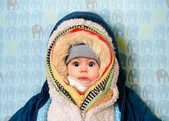 список необходимых вещей для новорожденного зимой
