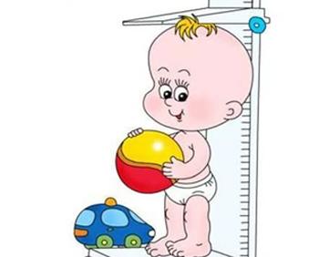 Стандарты роста ребенка по месяцам