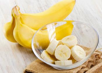 польза банана для грудничка
