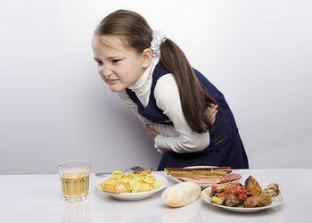 симптомы отравления у ребенка и диета