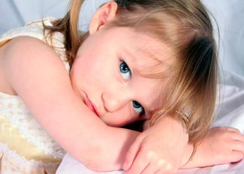 Признаки лямблий у детей