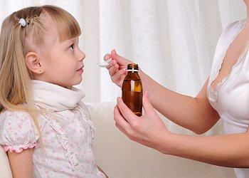 сироп жаропонижающий для детей