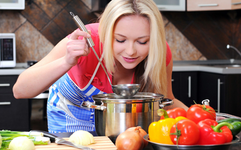 куриный суп для кормящей мамы