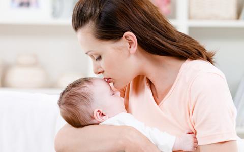 какая температура должна быть у новорожденного