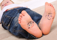 Вальгусная деформация стоп у ребенка