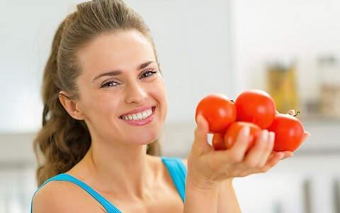 помидоры при грудном вскармливании