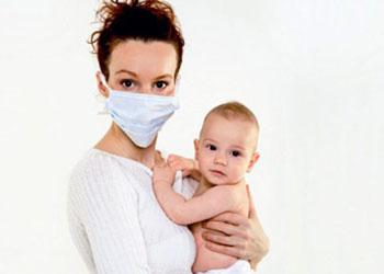 чем сбить температуру при кормлении грудью