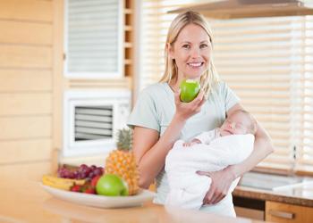 какие выбрать витамины для кормящих мам