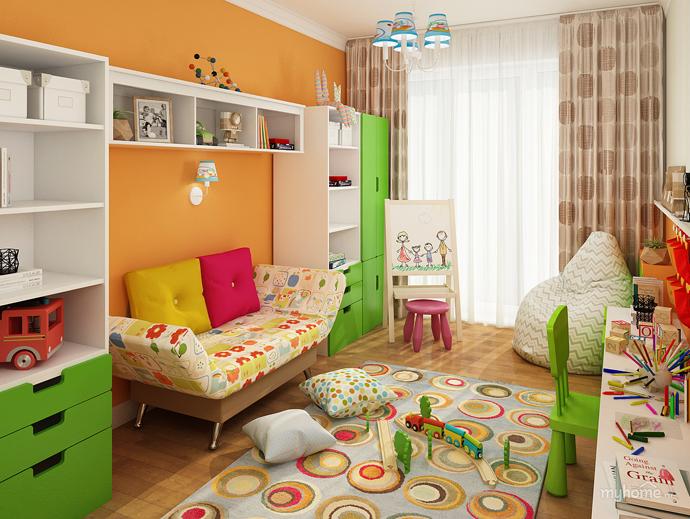 мебель для детской комнаты для двоих мальчиков
